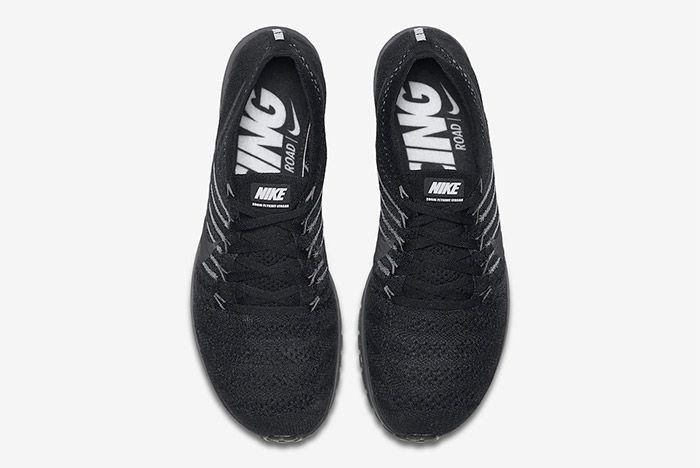 Nike Zoom Flyknit Streak Black Reflective 3