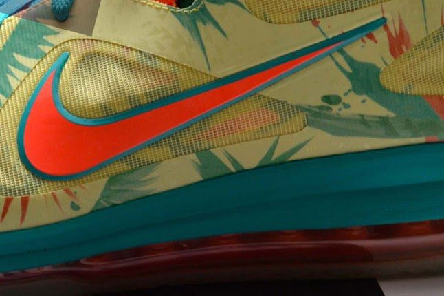 Arnold Palmer Nike Lebron 1