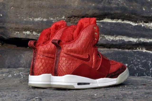 Jbf Customs Nike Air Yeezy 1 Red October 6