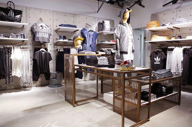Adidas Originals London Store Opening 9