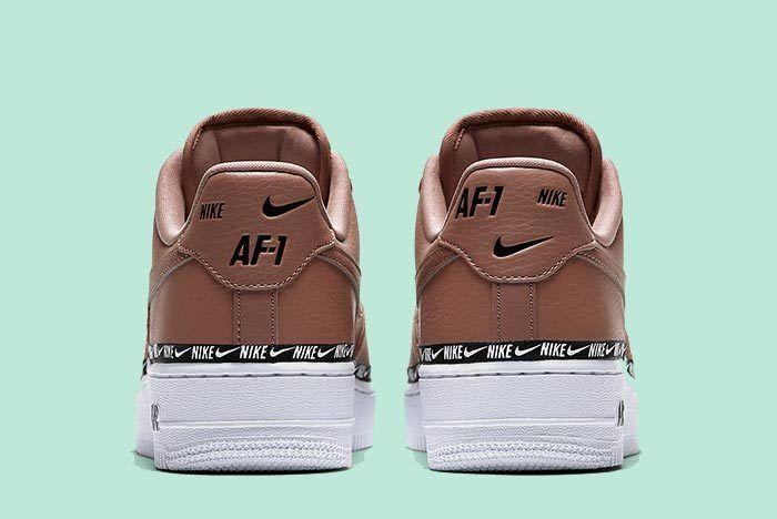 Nike Wmns Af1 Logos Dust 5