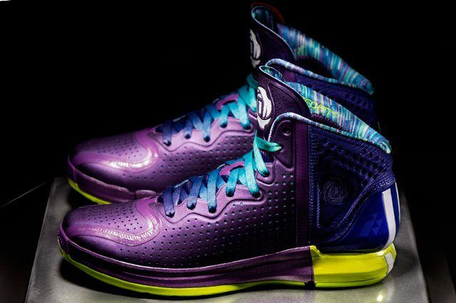 Adidas D Rose 4 Chicago Nightfall