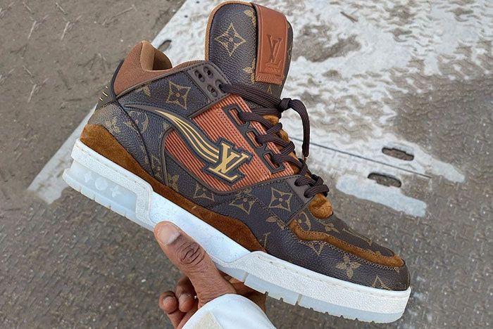 Virgil Abloh Louis Vuitton Sneaker 2020 Release Date 1 Leaked Shots