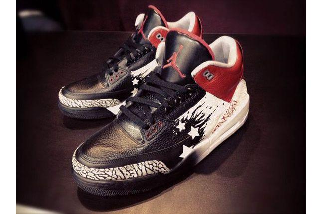 Air Jordan 3 Iii Wings For The Future Custom Mache 04 1