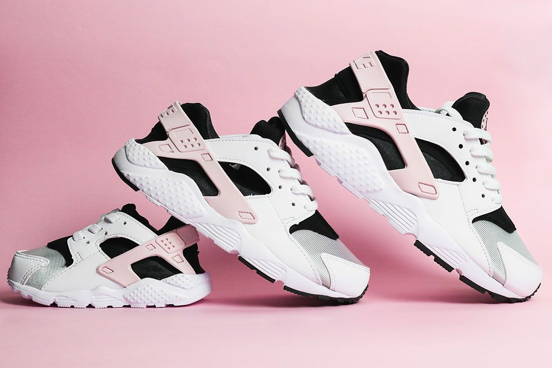 Nike Air Huarache Kids Pink JD Sports