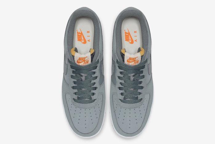 Nike Air Force 1 Cool Grey Top