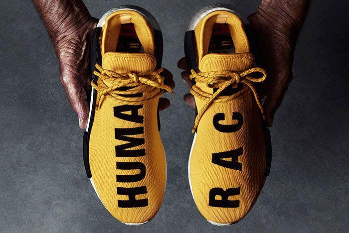 Pharrell X Adidas Hu Nmd 8