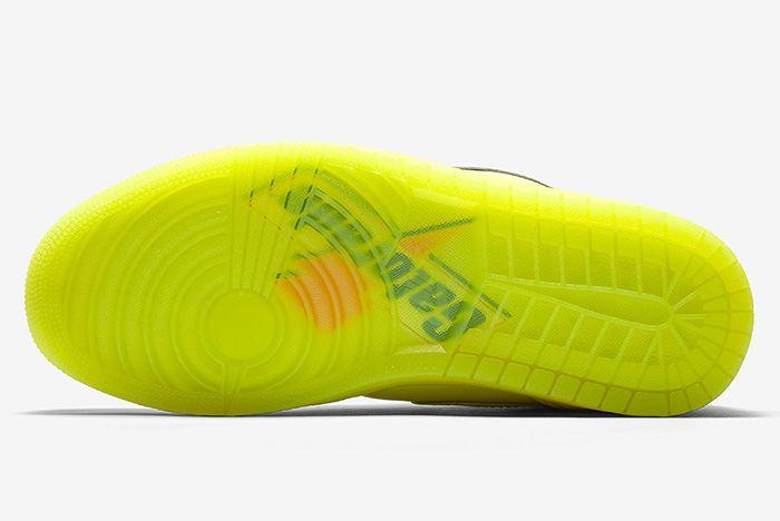Aj1 Gatorade Sneaker Freaker