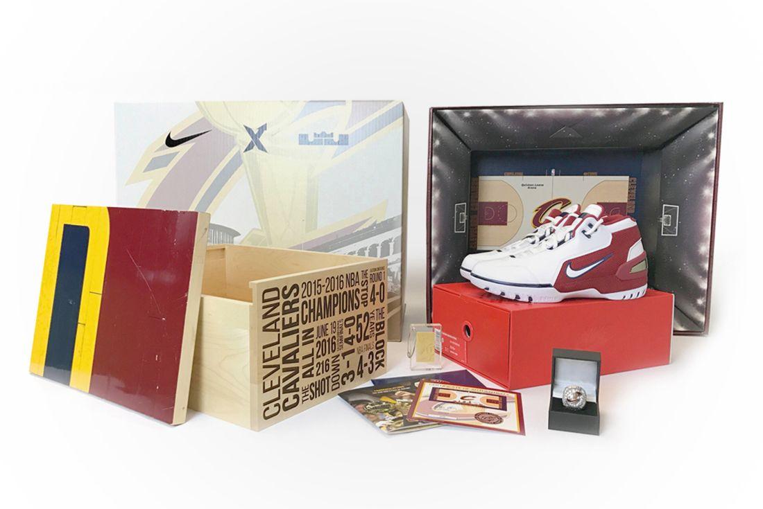 Nike Lebron Zoom Generation 14