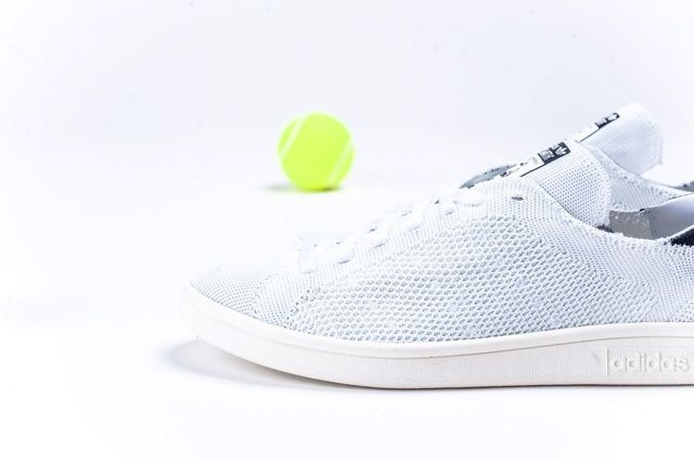 Adidas Stan Smith Primeknit White Black 3