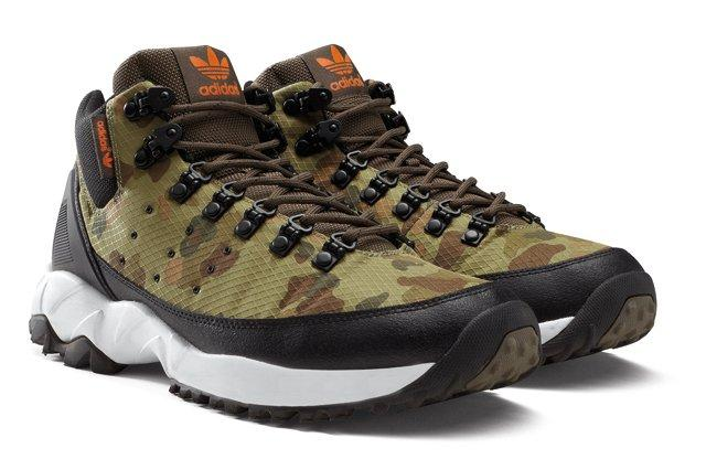 Adidas Torsion Trail Mid Camo