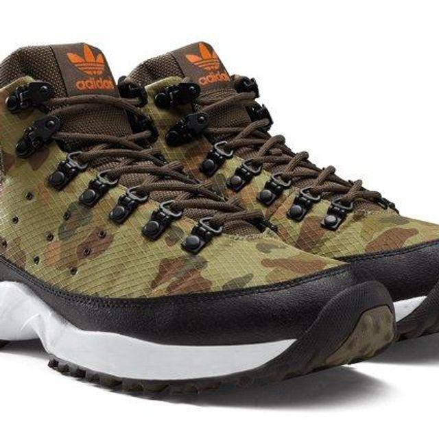 patrón Ruina válvula  adidas Originals Torsion Trail Mid 2013 F/W Pack - Sneaker Freaker