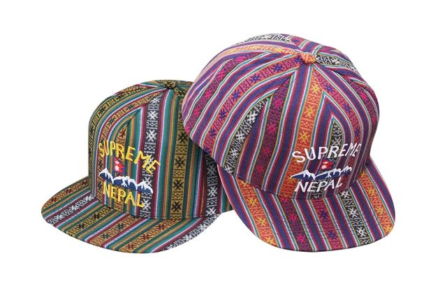 Supreme Ss14 Headwear Collection 43