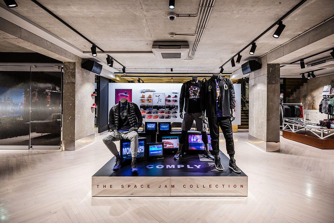 Jordan Brand Opens Incredible Pinnacle Store In Paris6