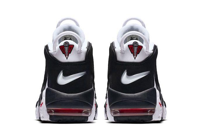 Nike Air More Uptempo Chicago Bulls Scottie Pippen 2