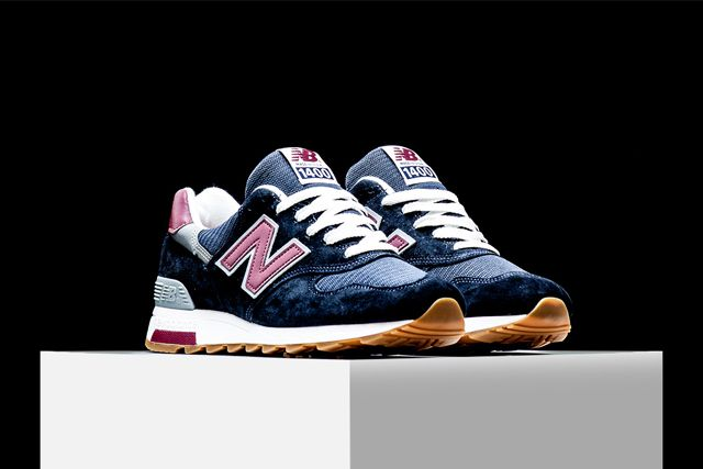New Balance 1400 Carbon Blue 4