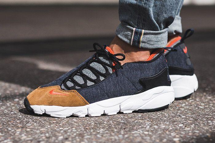 Nike Footscape Nm Obsidian Orange 3