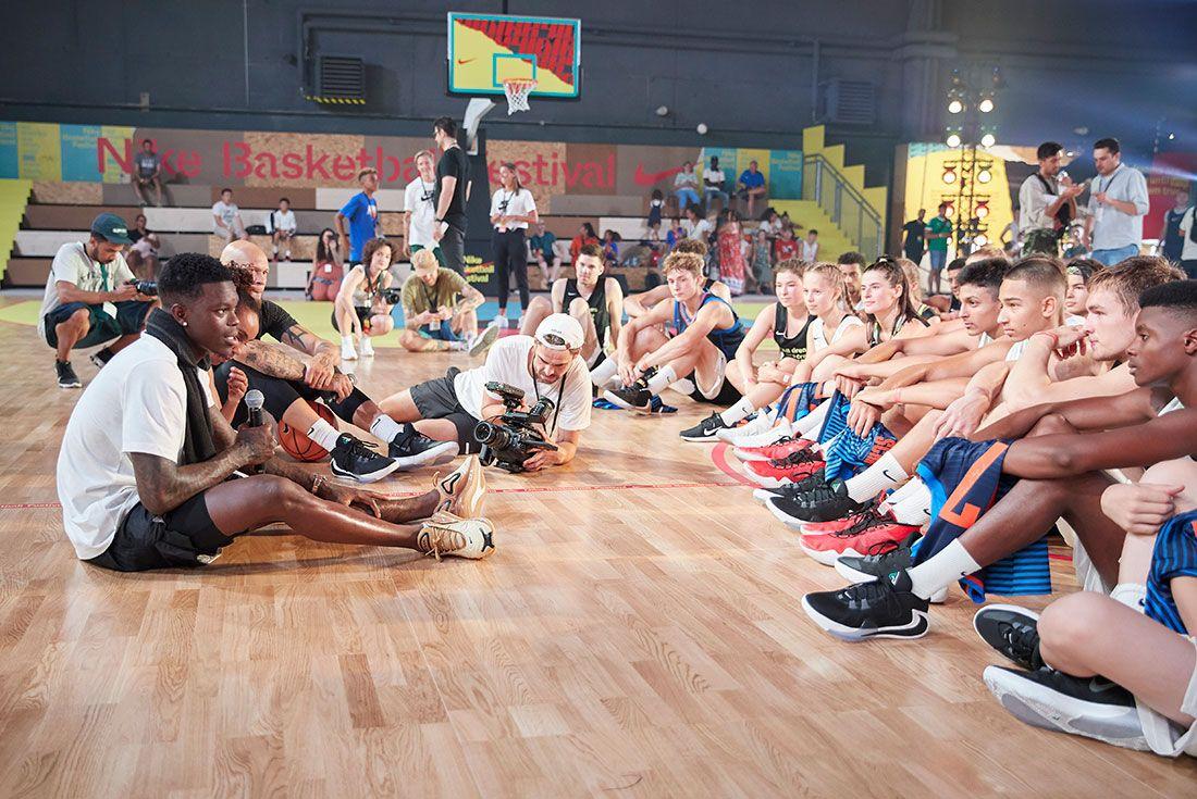 Nike Basketball Festival Event Getty12