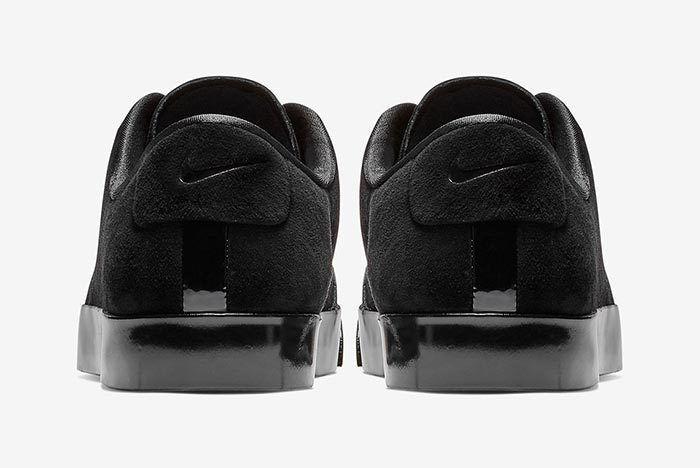 Nike Blazer City Low Xs Triple Black 4