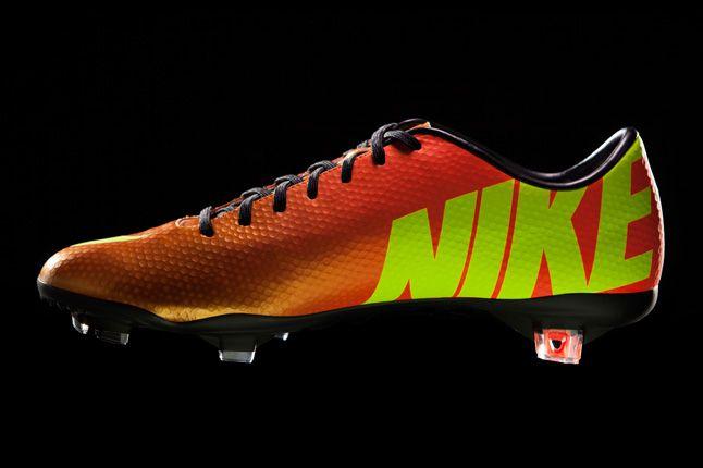 Nike Mercurial Ix Sunset Profile 1