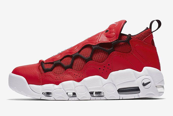 Nike Air More Money Red 1