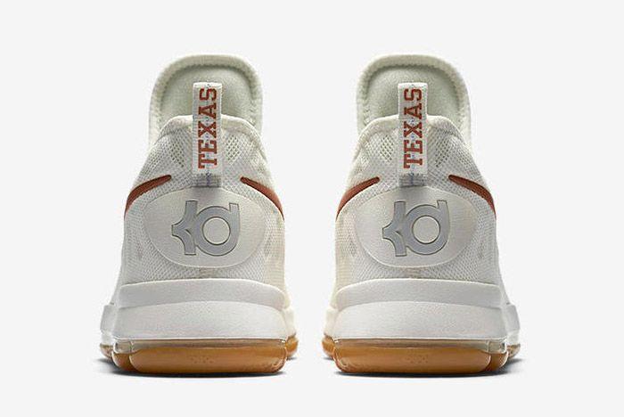 Nike Zoom Kd 9 Texas Cream Gum 3