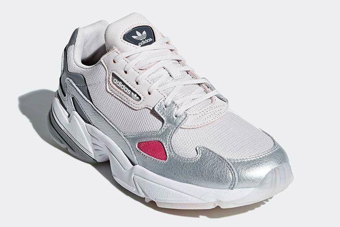 Adidas Falcon Silver 4