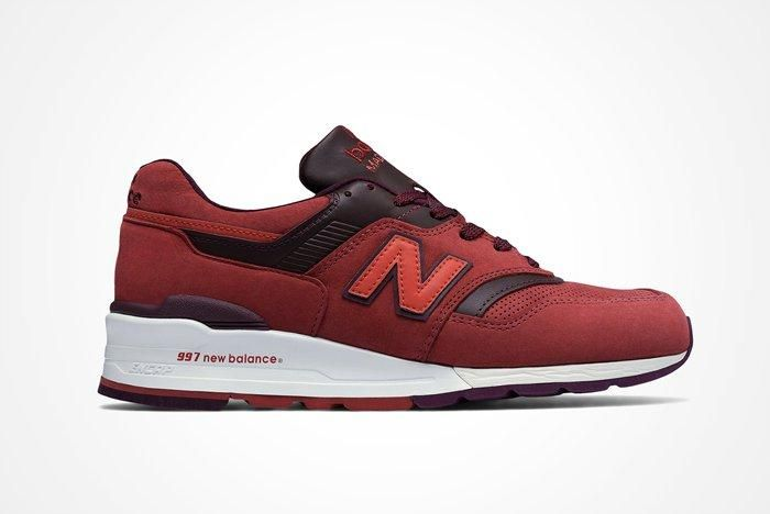 New Balance Made In Usa Distinct Collection A