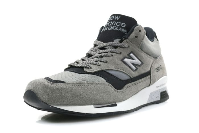 New Balance 1500 Mid Grey Grey 1