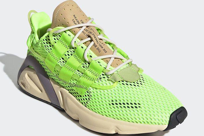 Adidas Lxcon Signal Green Toe
