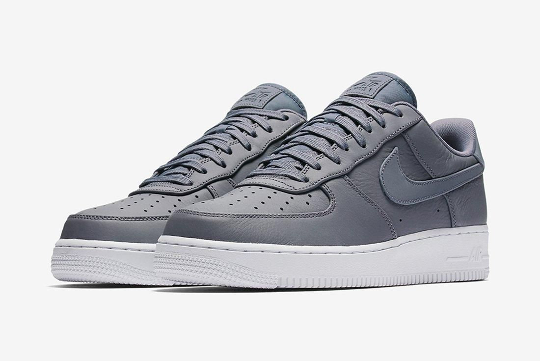 Nike Air Force 1 Refelctive Swoosh Pack 7