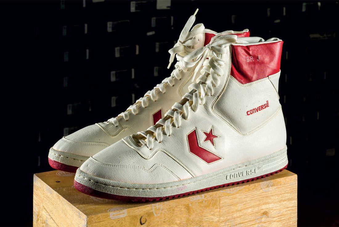 The Chicks With Kicks Sneaker Freaker Interview Converse Dr Js Og