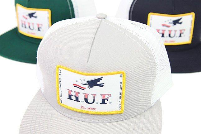 Huf Hats 5 1