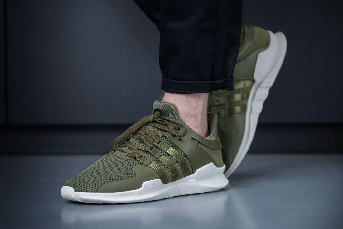 Adidas Eqt Support Adv Olive