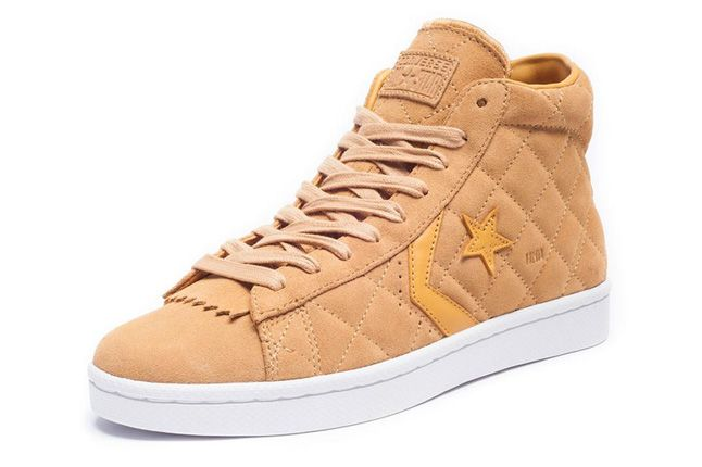 Undeeated Converse Quilted Hi Quater Front 1
