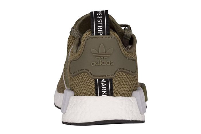 Adidas Nmd R1 Olive Green 3