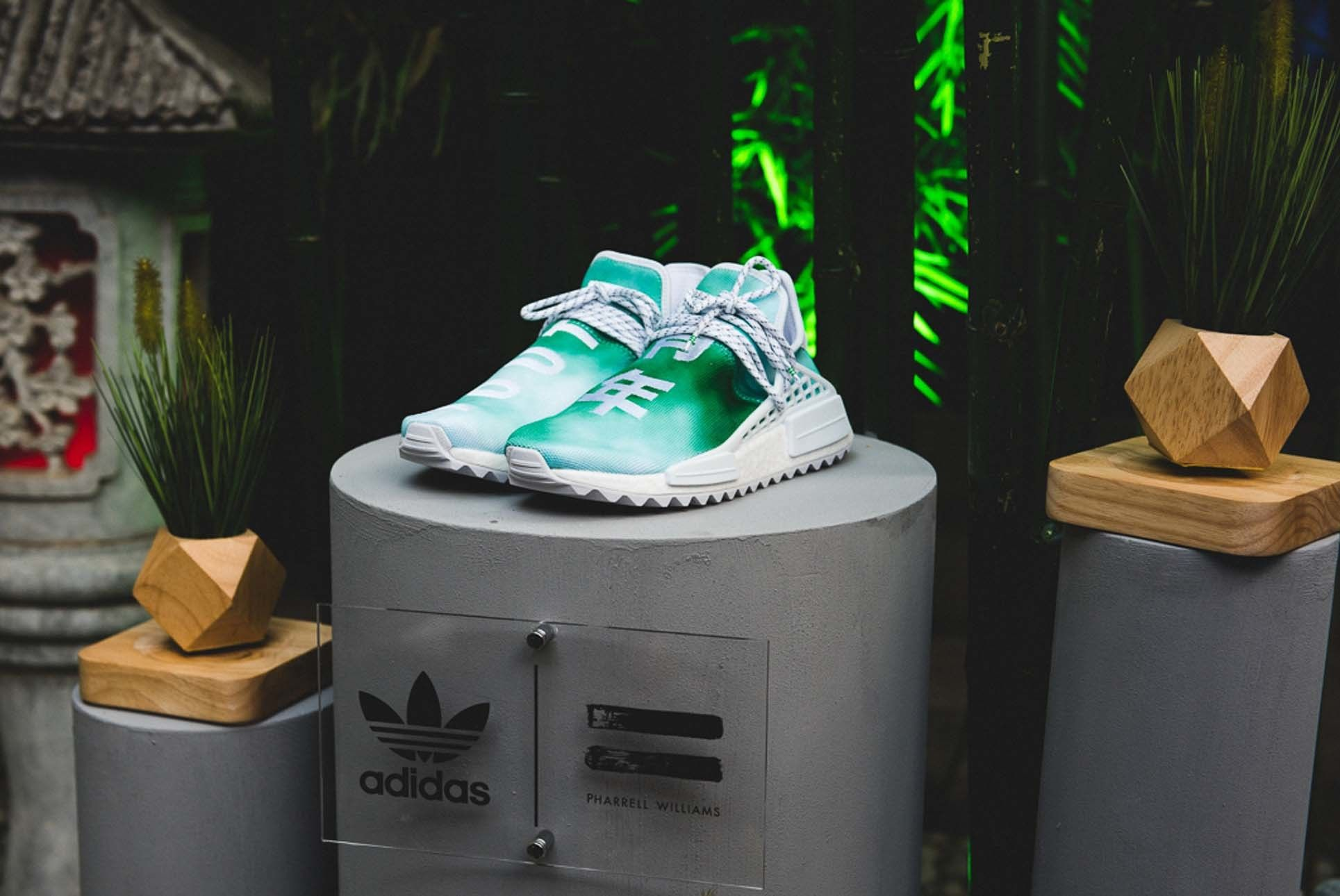 Pharrell Adidas Nmd Hu China Exclusive 4 Sneaker Freaker