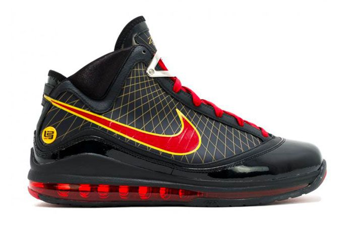Nike Lebron 7 Fairfax Right