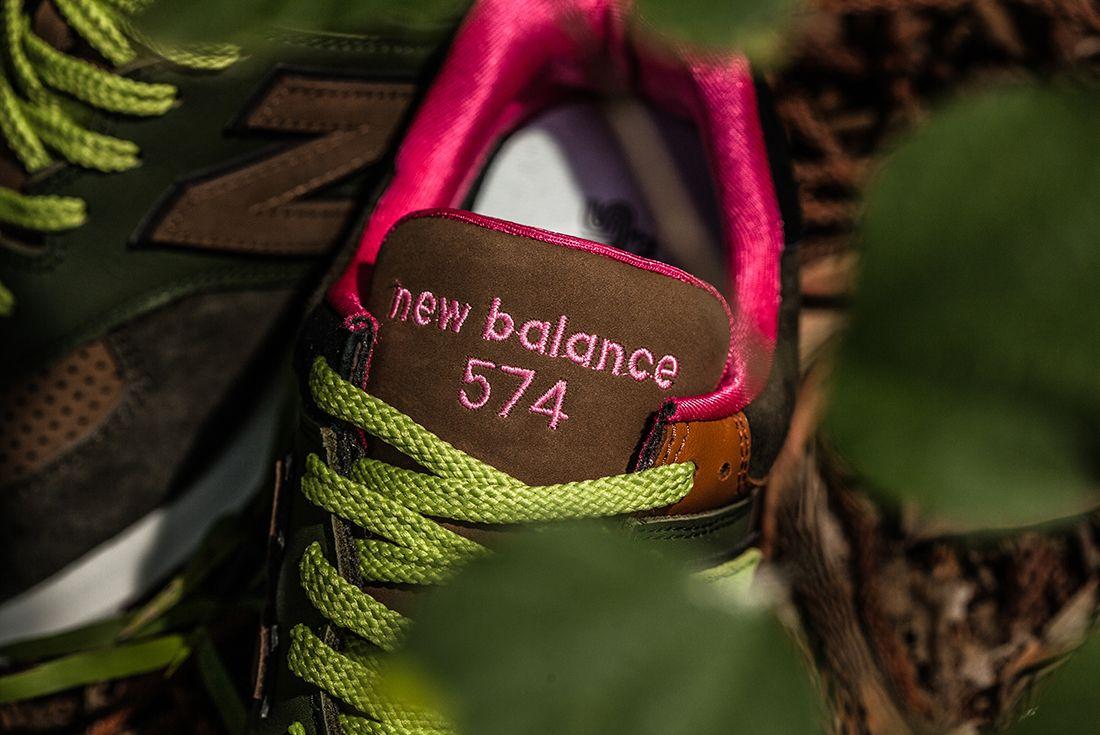New Balance 574 Colab 21