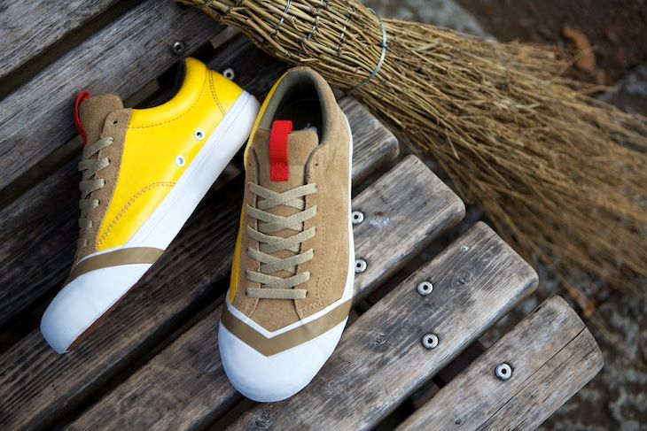 Losers Two Tone Schooler Low 4