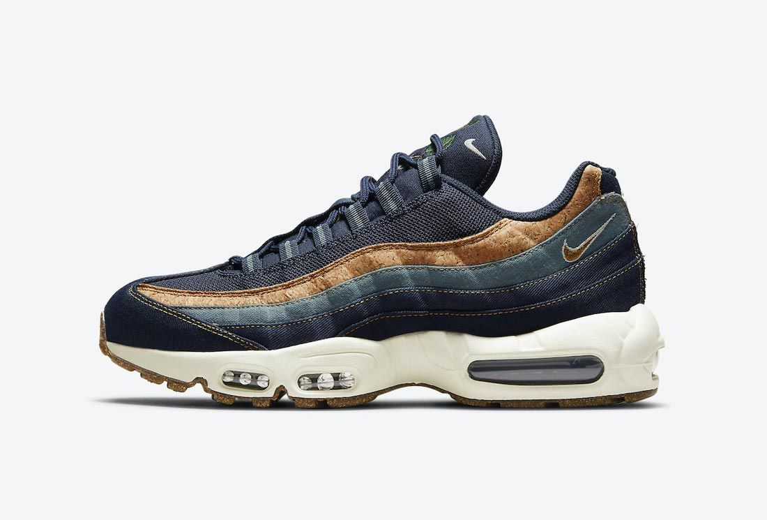 The Nike Air Max 95 Becomes a Cork Compadre - Sneaker Freaker