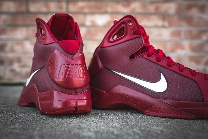 Nike Hyperdunk 08 Gym Red 6