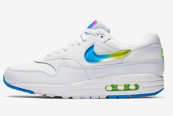 Air Max 1 Jelly Swoosh Release 1