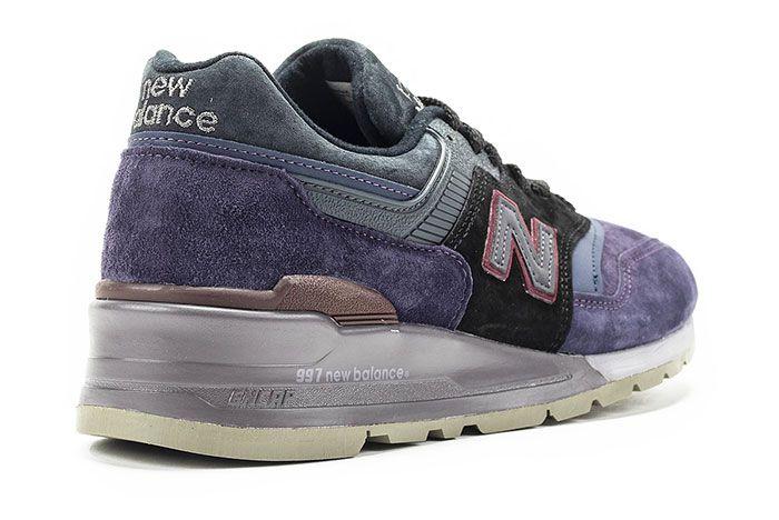 New Balance 997 Nak Rear Angle