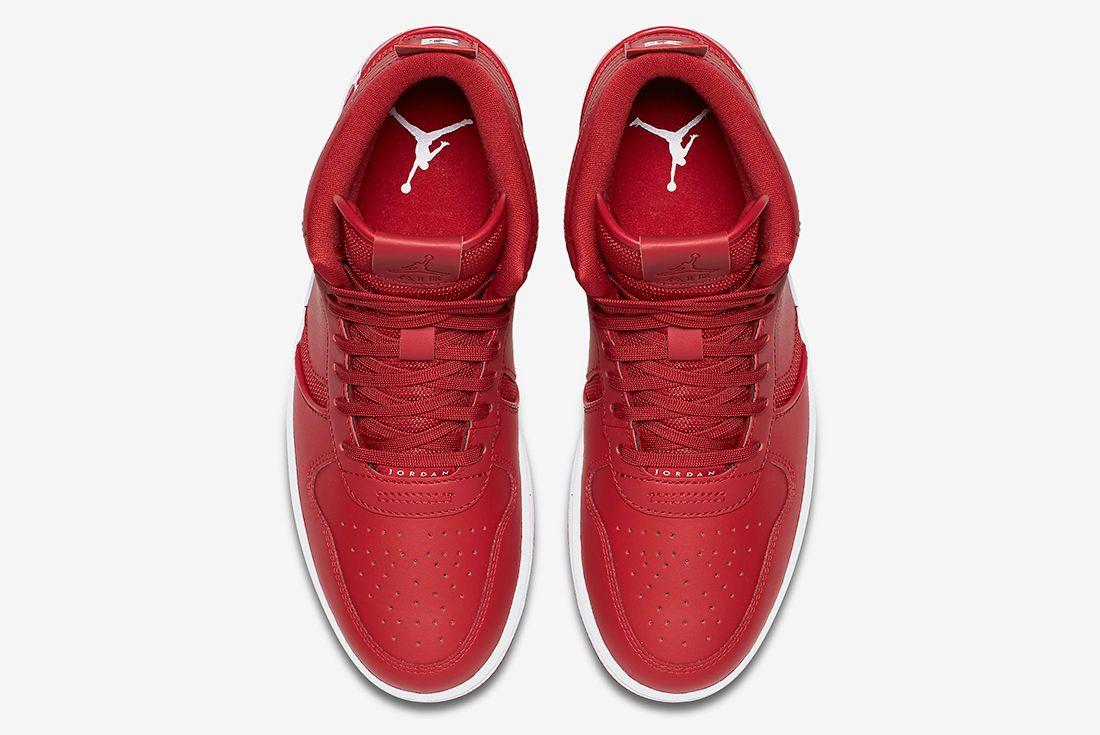 Jordan Heritage Gym Red5