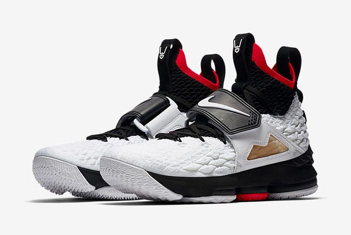 Nike Lebron 15 Diamond Turf Pe 2018 Sneaker Freaker 3