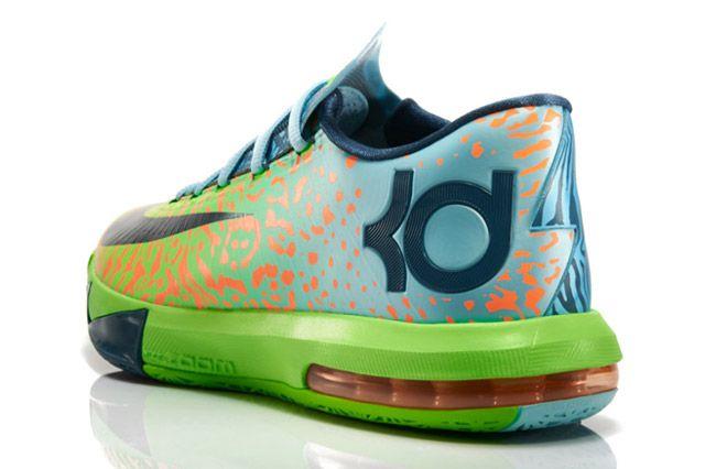 Nike Kd Vi Liger Heel
