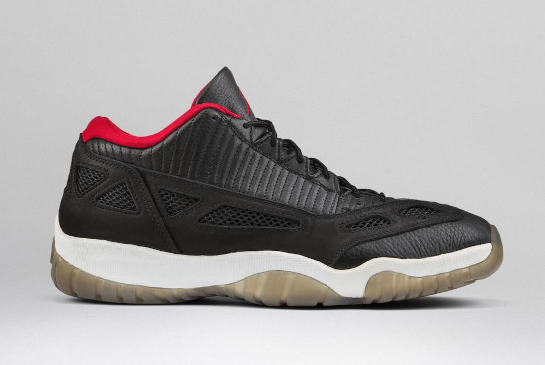 Air Jordan 11 Low IE 'Bred'