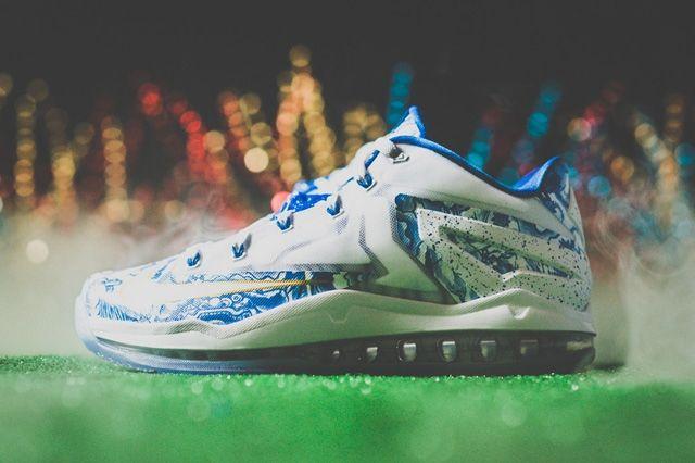 Nike Lebron 11 Low Vhina Vase Bumper 6