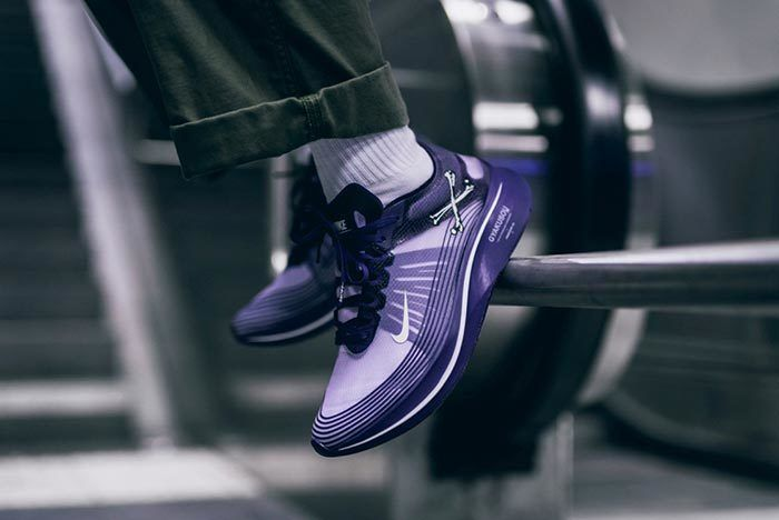 Gyakusou Zoom Fly On Foot 1